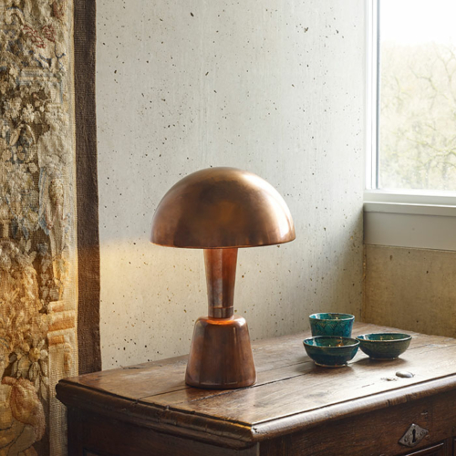 Cep mid-century style table lamps by Collier Webb