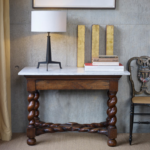 Ariane table lamp by Collier Webb