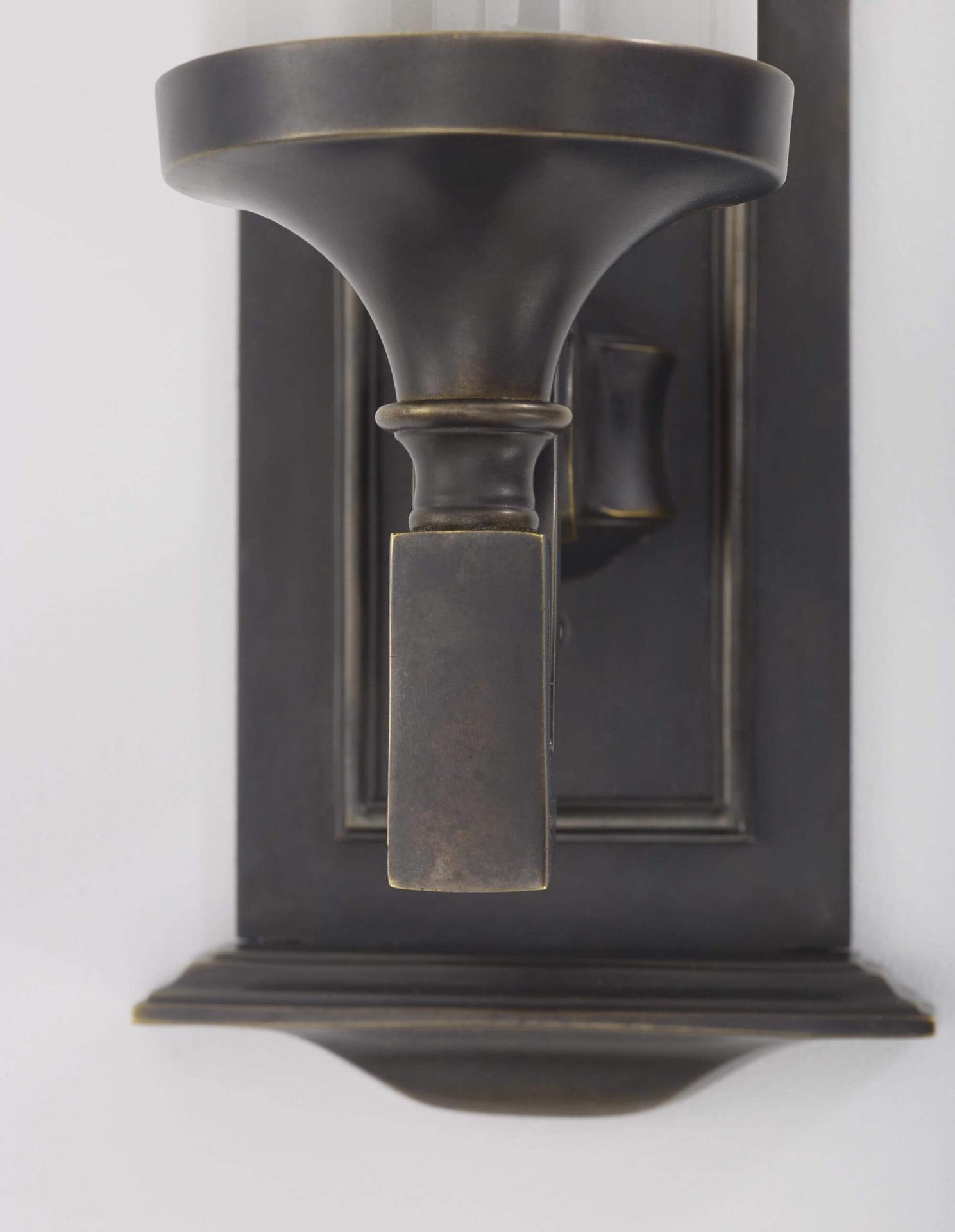 Art Deco style wall sconce