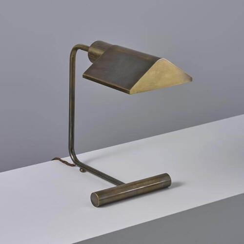 mid century desk lamp - Mallet by Collier Webb