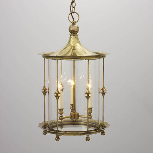 Roman Lantern - a decorative hanging lantern by Collier Webb