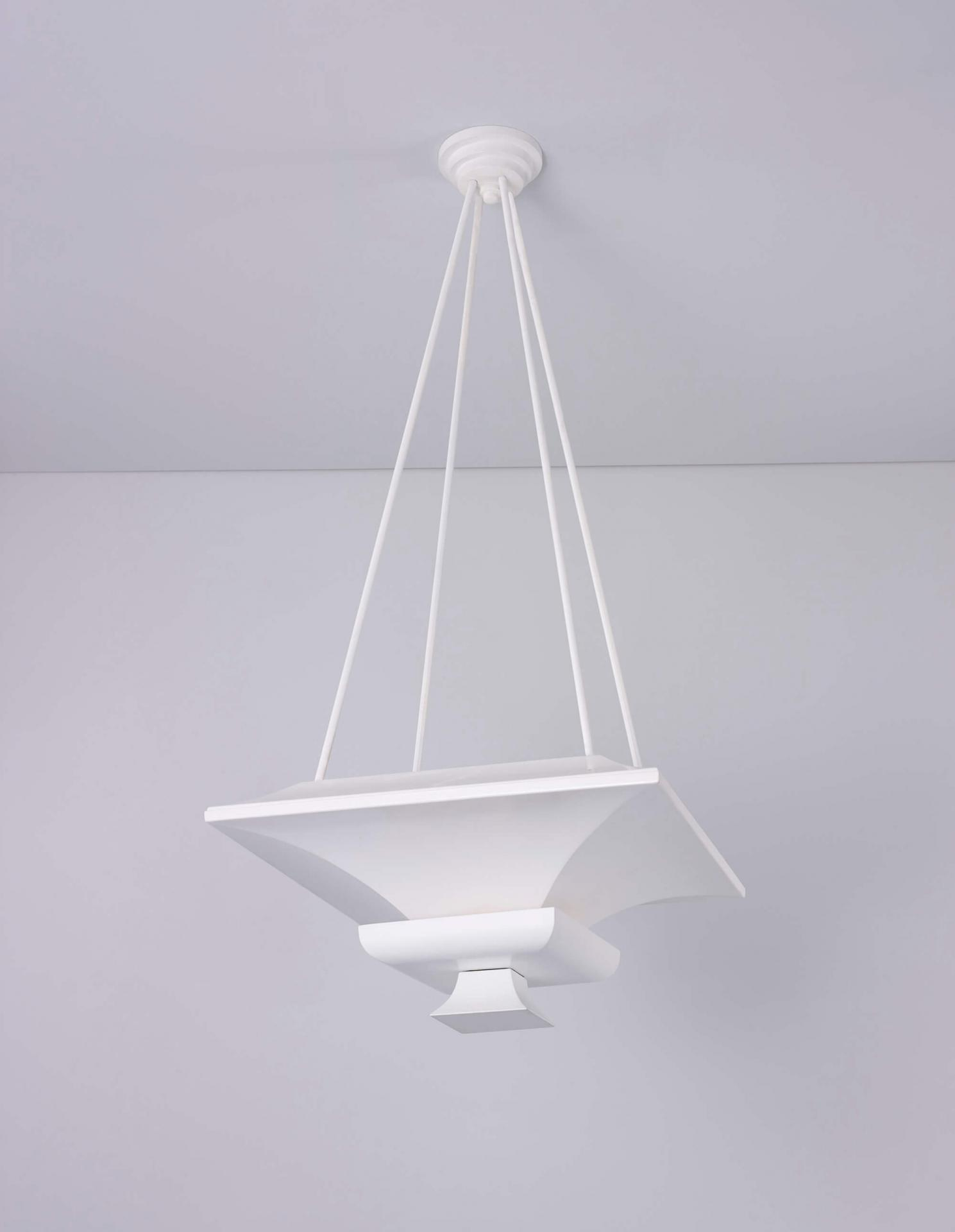 The Allom Ceiling Light by Collier Webb - a mid century inspired ceiling light design