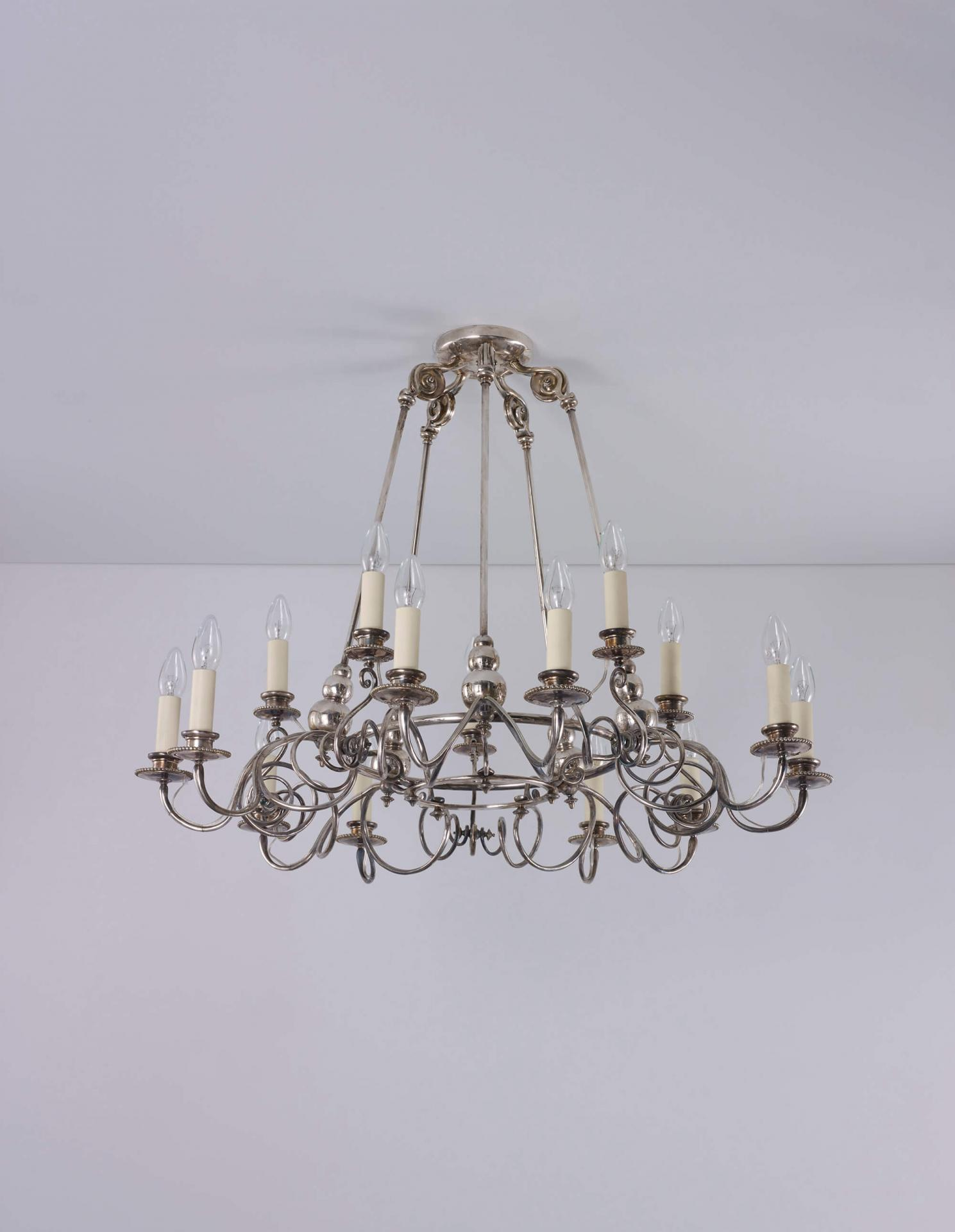 Coco Chandelier - inspired by an early 19th Century chandelier
