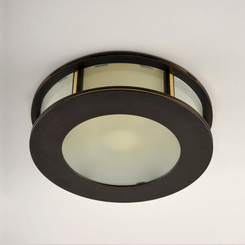 flush mount ceiling light by Collier Webb