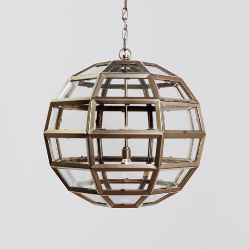 Abigail Globe - globe lighting by Collier Webb