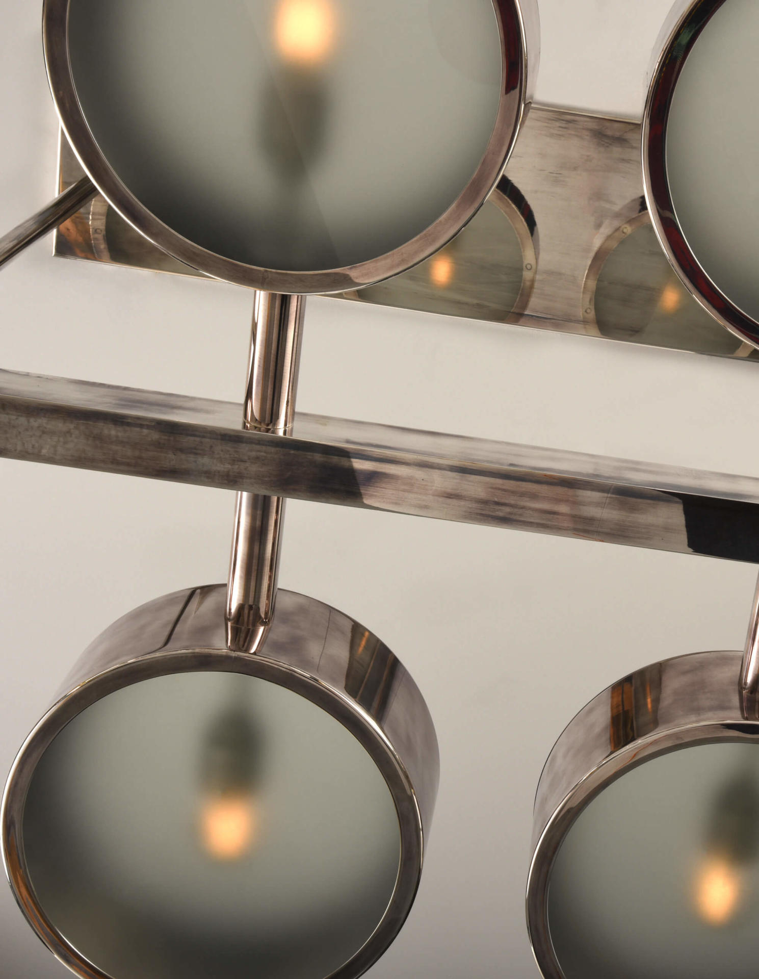 Halo Plafonnier Ceiling Light by Collier Webb - luxury dining and kitchen island lighting