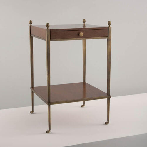 Ramsay Table, antique reproduction furniture by Collier Webb