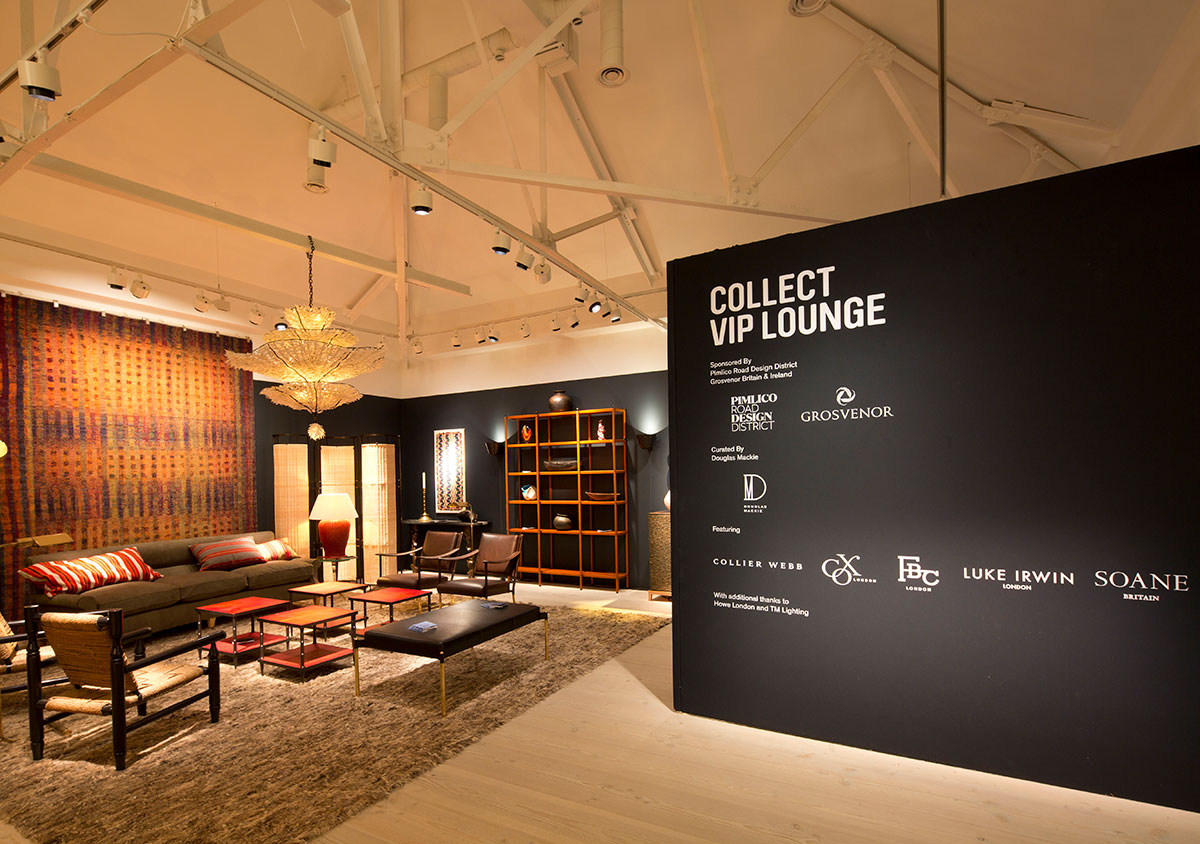 Collect 2019 VIP room