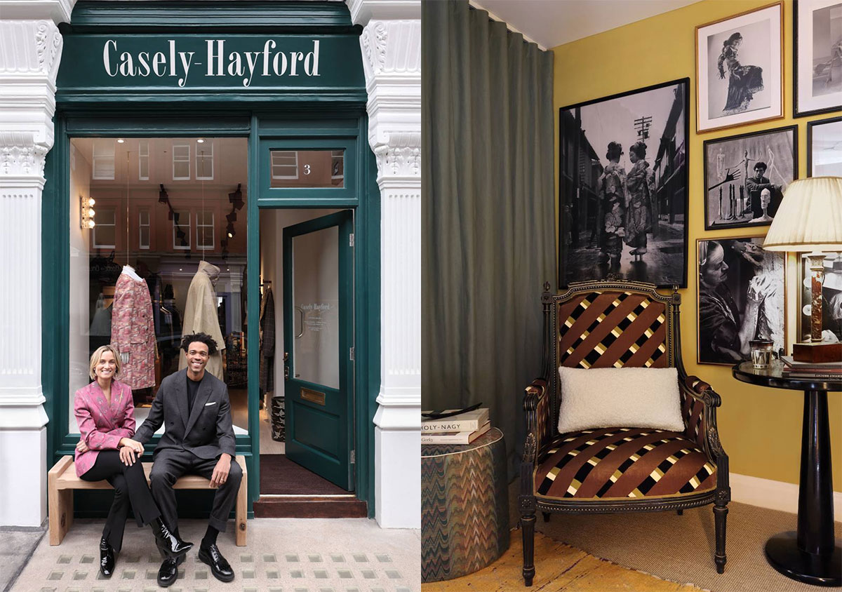 The Casely Hayford Chiltern Street Store