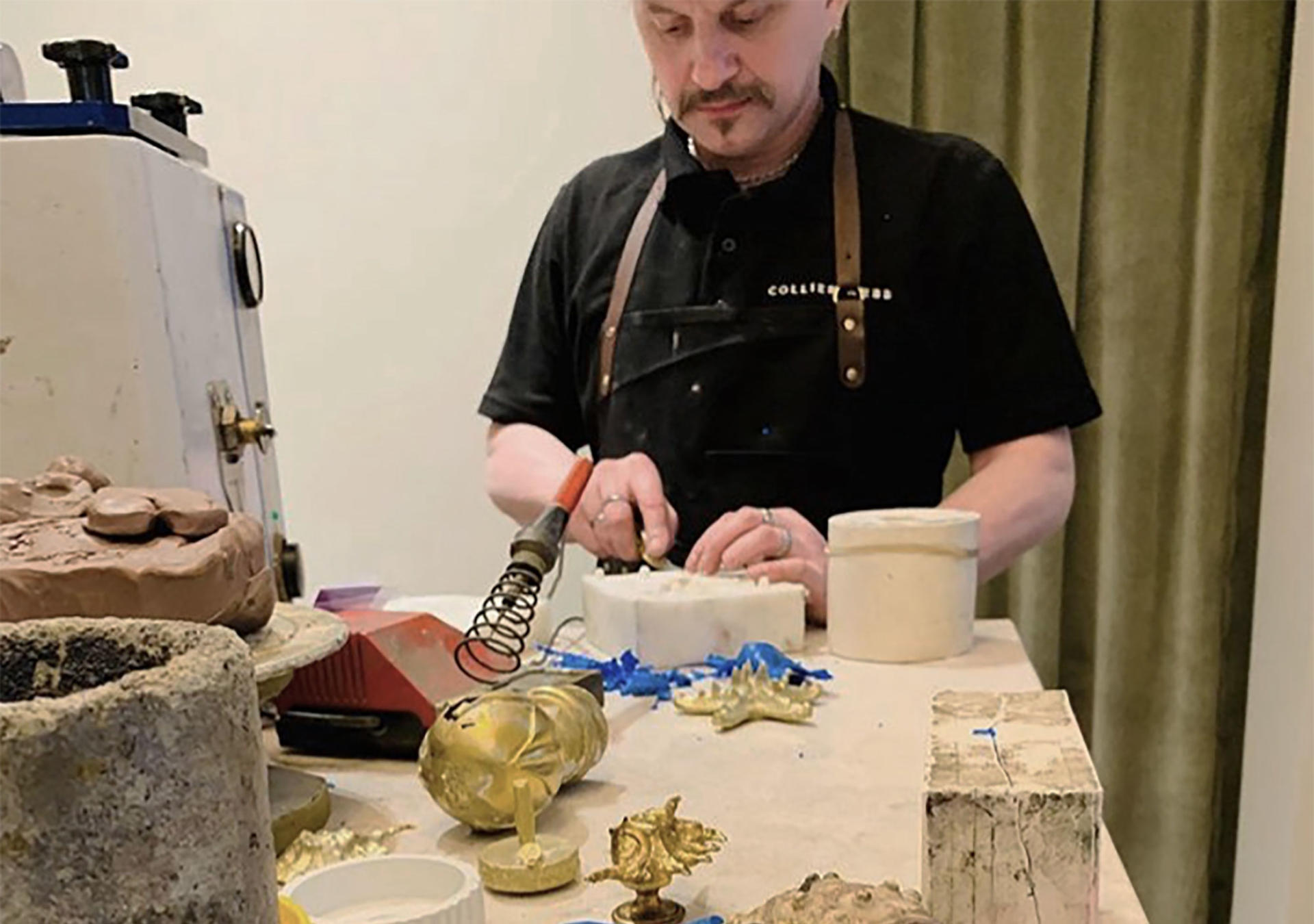 Collier Webb for London Craft Week