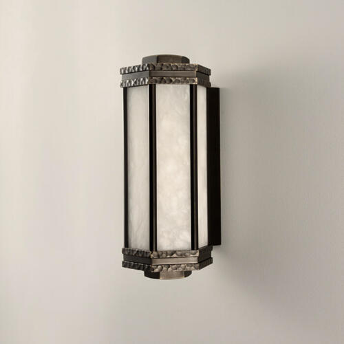 Alabaster Wall Light