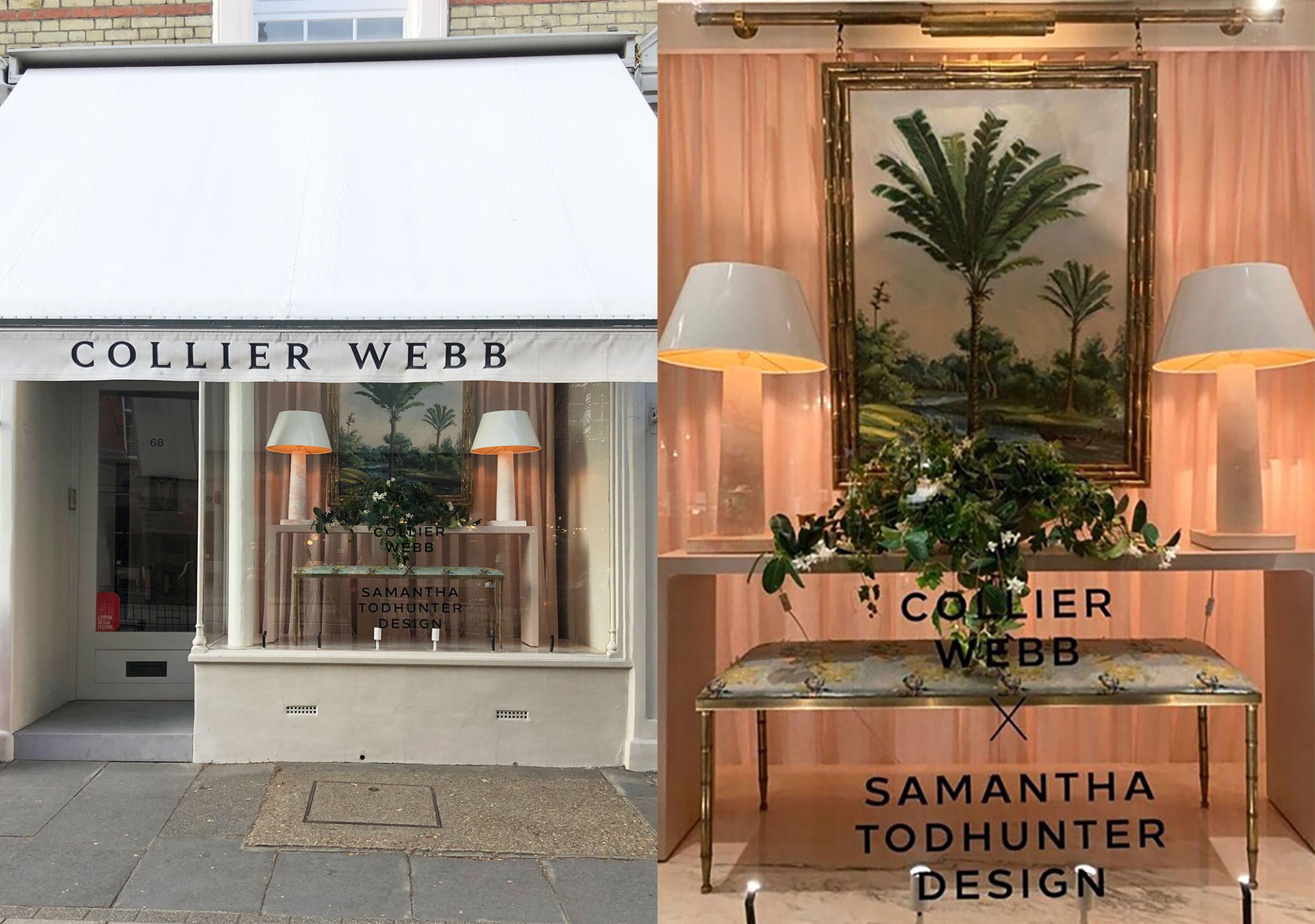 Collier Webb Pimlico Road