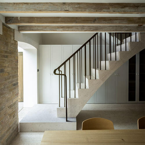 West Architecture Stair Balustrades by Collier Webb