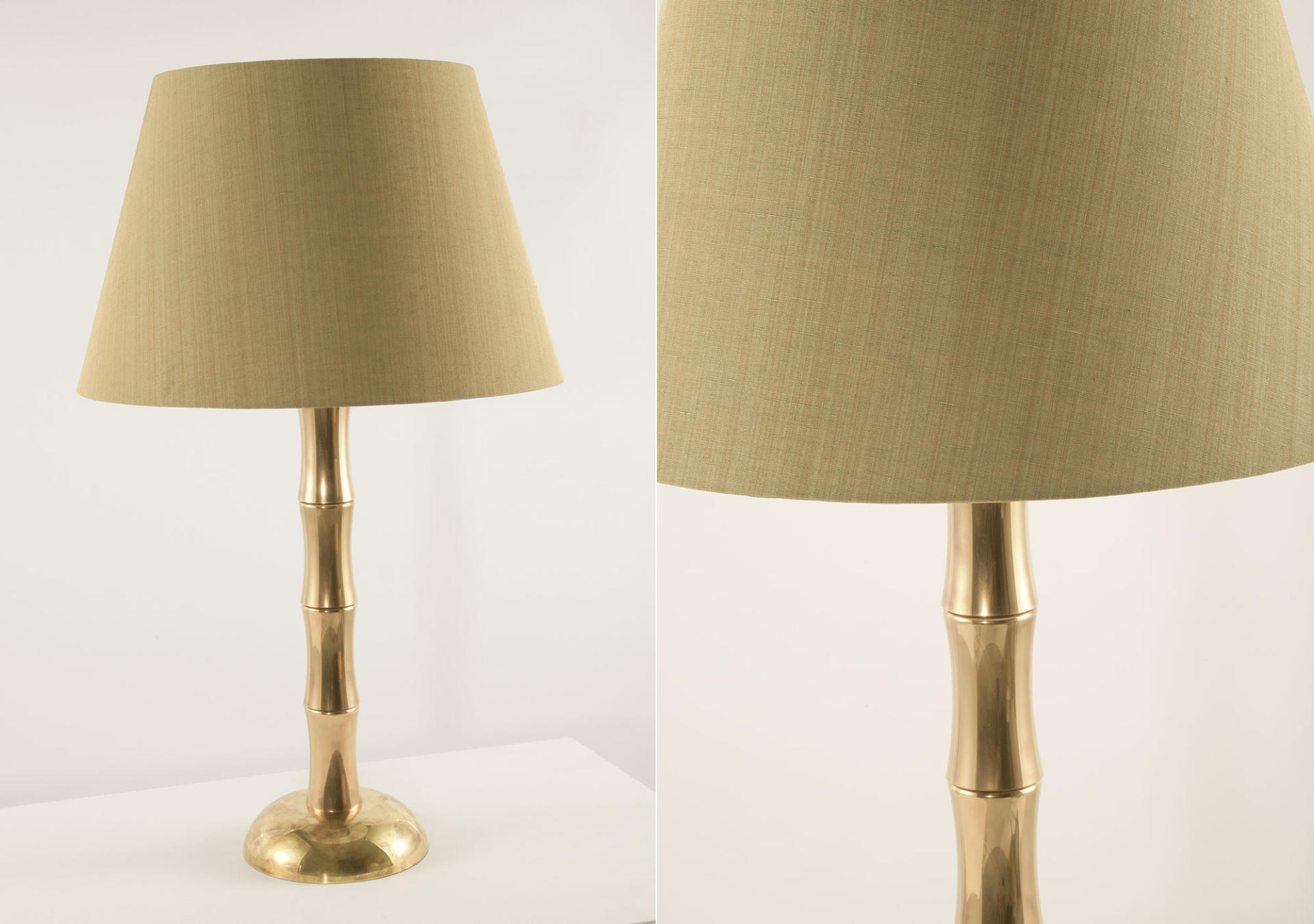 Bamboo_solid_brass_lamp_with_George_Spencer_Designs_Fabric_Strie_Bronzev2