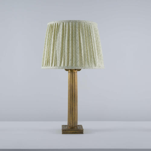 Ruined Column lamp by Collier Webb