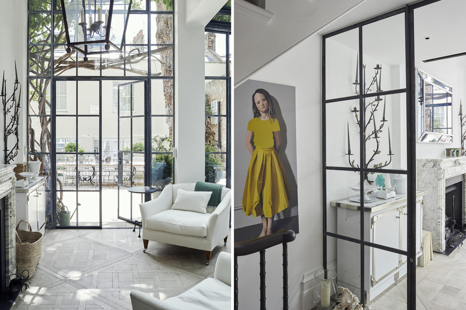 Alison Henry's London home