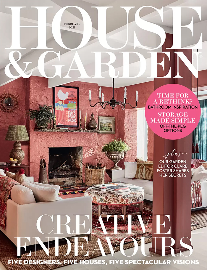House and Garden February 2021