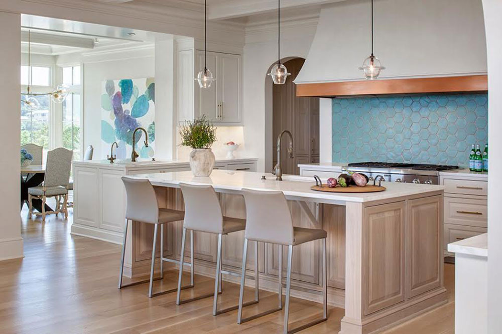 Meredith McBrearty interior design - A kitchen design for a Texas project