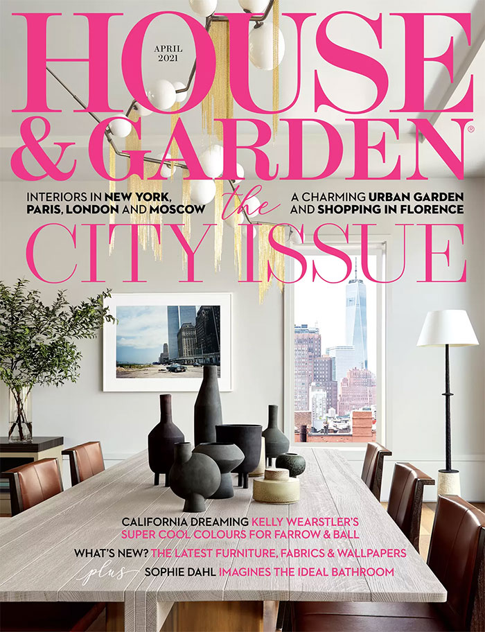 House & Garden Magazine April 2021