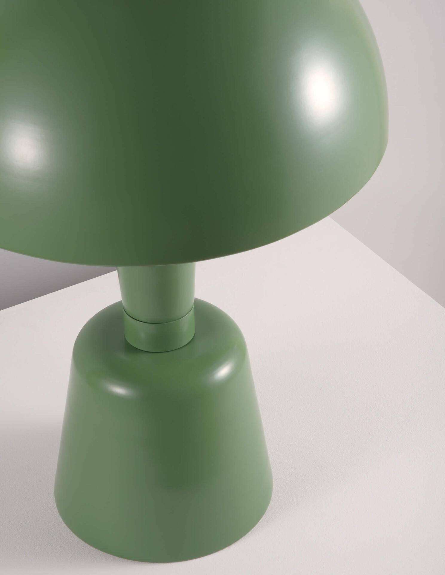 large Powder Coated Cep, a mid-century lamp by Collier Webb