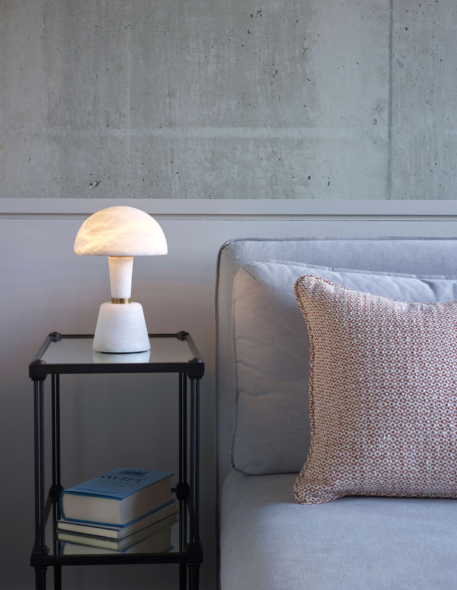 luxury cordless lighting by Collier Webb