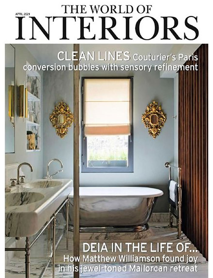 The World of Interiors April 2021