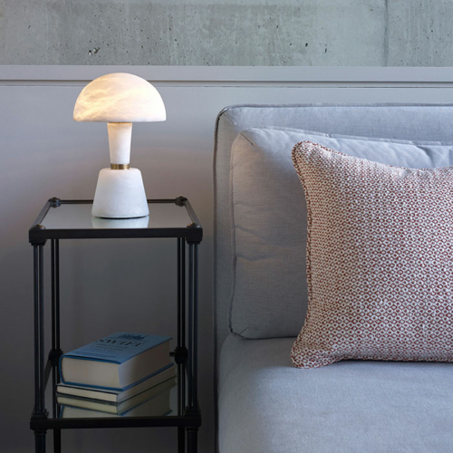 Cep Collection by Collier Webb - mid century style luxury lighting made in England